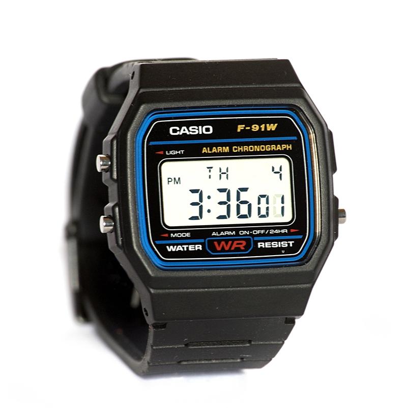 チープカシオ(チプカシ)の腕時計について僕がアツく語る