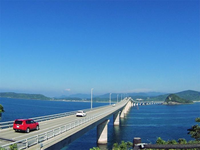 死ぬまでに行きたい! 世界の絶景 山口県下関市「角島大橋」に行ってきた