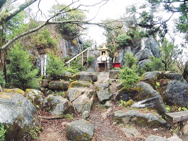古処山に登山に行ってきたらとても神々しかった