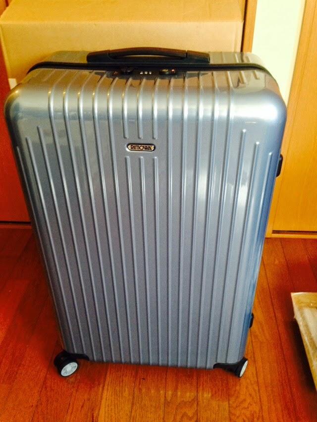 RIMOWA(リモワ) SALSA AIR 84L のスーツケース