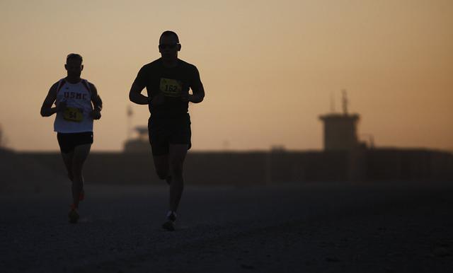 健康とストレス解消の為にジョギング(ランニング)始めました