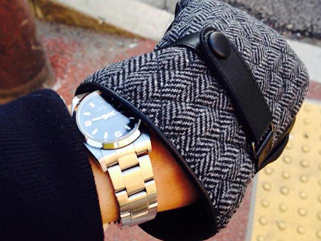 時計はROLEXからチプカシへ、財布はヴィトン、マネークリップ、ジップロックへ