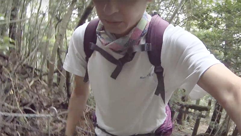 福岡県 求菩提山登山の動画 Vol.4〜Vol.6