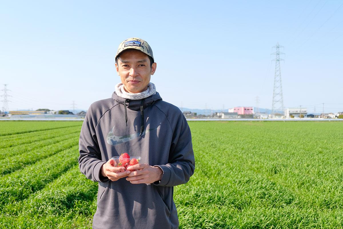 どうしても苺が食べたくて福岡県三潴郡の「ホワイトベリー」へいちご狩り