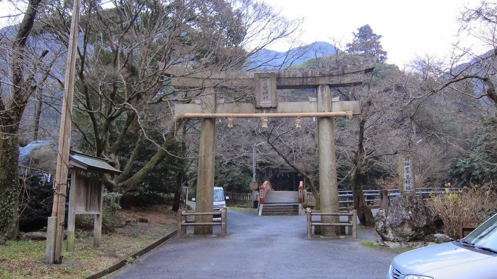 登山道を探しに「鷹見神社(八幡西区市瀬)」へ参拝